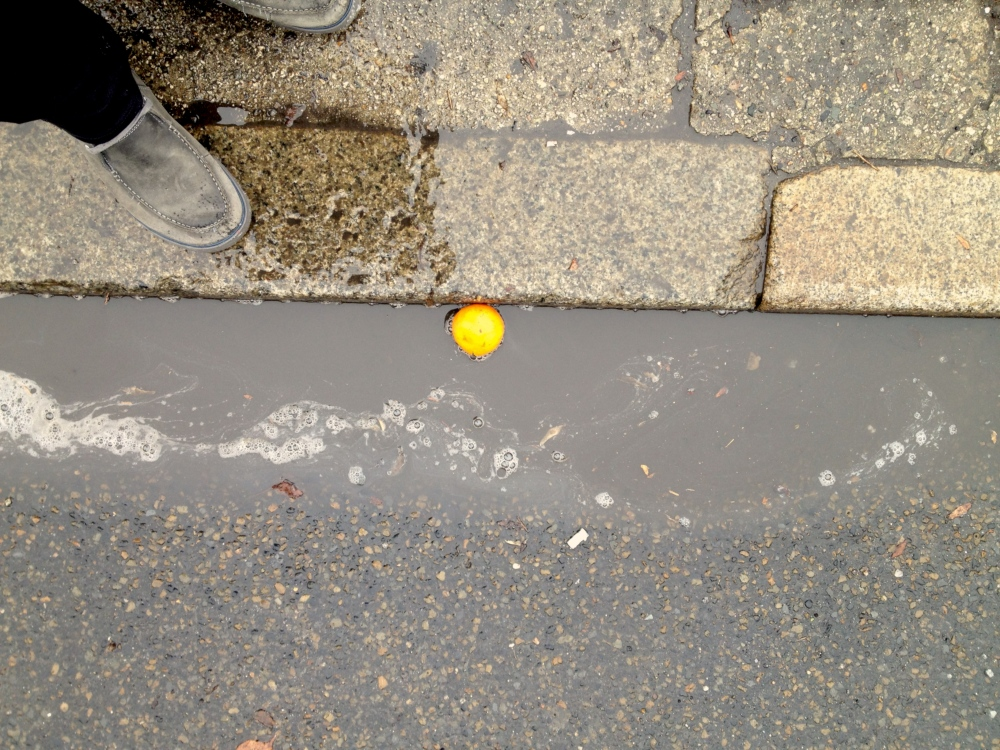 gutter-orange
