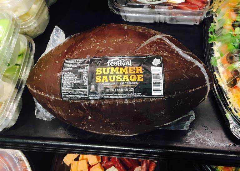 Sausage ball